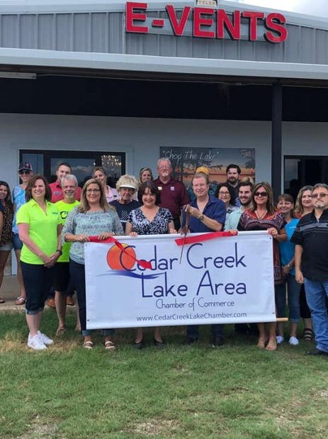 EVENTS Cedar Creek Lake